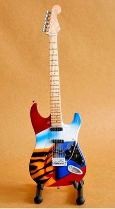Guitar Fender - Eric Clapton