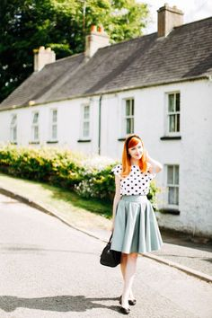 The Clothes Horse: Outfit: The Classics