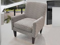 Foxton Sillón Contemporáneo Negro 4724 -Liverpool es parte de MI vida Wingback Chair, Armchair, 60s Furniture, Salon Style, Velvet Sofa, Accent Chairs, Liverpool, Interior Design, Room