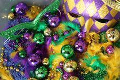 Hurry up Mardi Gras!!