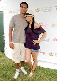 Tia Mowry and Cory Hardrict Photo - 21st A Time For Heroes Celebrity Picnic Sponsored by Disney - Red Carpet