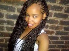 Image result for braided hairstyles for black women