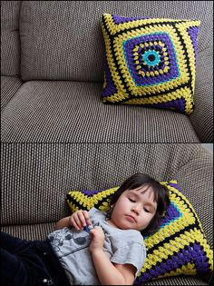 The greatest TV watching pillow | I love how this pillow tur… | Flickr - Photo Sharing!