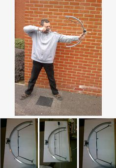 Make This Epic Bow From A Bike Rim - Page 2 of 2 - Die Hard Survivor