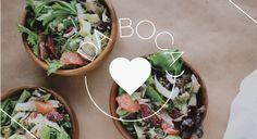 Da Boca Coração   Nesta primavera, experimente as saladas quentes!