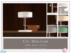DOT's Cap Desk Lamp