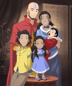 Family of Avatar :)