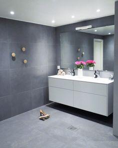 Scandinavian Bathroom / Home design ideas Simple Bathroom Remodel, Bathroom Style, Interior Design Trends, Bathroom Storage, Bathroom Interior, Scandinavian Bathroom, Interior Design Living Room, Interior Design, Bathroom Decor