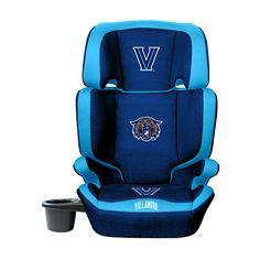 Villanova Wildcats Convertible High Back Booster Car Seat
