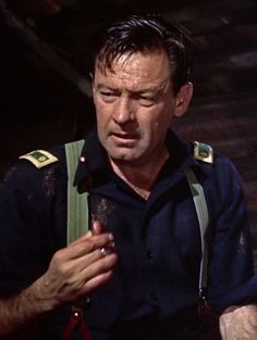 William Holden, The Horse Soldiers  1959