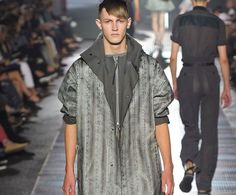Standard Deviation - Fashion. Design. Culture. Art. Myko.: Lanvin Spring / Summer 2013 Menswear Runway