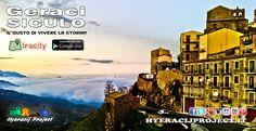 Hyeracijproject.it, il portale di promozione delle tradizioni geracesi. Geraci Siculo, borgo medievale, capitale della contea dei Ventimiglia.