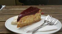 Cheesecake! French Toast, Cheesecake, Breakfast, Food, Morning Coffee, Cheesecakes, Essen, Meals, Yemek