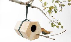 NeighBirds bird houses