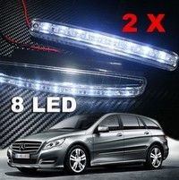 I think you'll like New 2X Car 8 LED DRL Driving Daytime Running Day LED Light Head Lamp Super White. Add it to your wishlist!  http://www.wish.com/c/53539db8bb72c52ec09a96bb