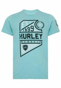Camiseta Hurley Especial Move Up Verde - Compre Agora bf44623e3e9c7