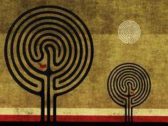 toni demuro | Toni Demuro Illustrations: tree 042