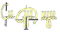 Loop or pinned Picot