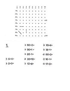 Calcula y dibuja   y con los resultados pon los en la tabla principal