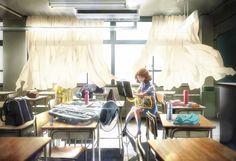 MARUMARU - 마루마루 - [BGM] 오후에 방과후 교실 일러스트 20장