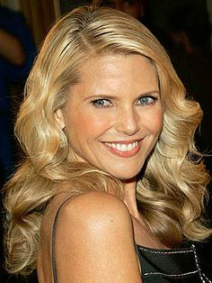 Christie Brinkley has designed a shoe called Go Green, all the proceeds of this shoe will be submitted to Greenpeace.
