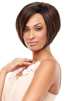 Style short hair and a angled bob - Styles 2d