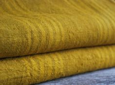 Vintage Striped Linen Mattress Cover 'Yellow' – HOWE at 36 Bourne Street