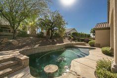 Beautiful heated pool #pools
