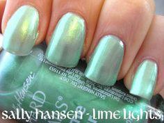Sally Hansen Hard as Nails Xtreme Wear - Lime Lights