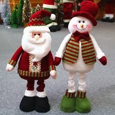 A piece 2015 Lovely Santa Claus Snowman Reindeer Christmas Decoration For Home Indoor Ornament Enfeites De Natal Christmas Moose, Christmas Sewing, Christmas Fabric, Christmas Baby, Christmas Time, Merry Christmas, Moose Crafts, Christmas Projects, Christmas Crafts