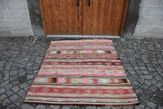 Welcome to Vintage Deco Rugs  I have really unique vintage Turkish rugs collection.I am happy to share them on Etsy where They will find the respect they deserve.I hope You enjoy of looking or having one of them in your house.  Turkish rugs are world wide well known with quality of double knots since centuries.The each design and the color keep very speacial secret meaning in them which makes Turkish rugs more interesting.Most of the Turkish rugs used to make in the central Anatolian in…