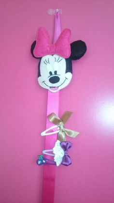 Minnie Mouse Hairclip Holder