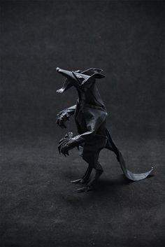 Kade Chan. Werewolf by kastudio