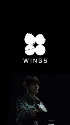 BTS V STIGMA WINGS