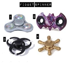 """Fidget Spinner"" by bela-carapinheiro-valimaa on Polyvore featuring arte"