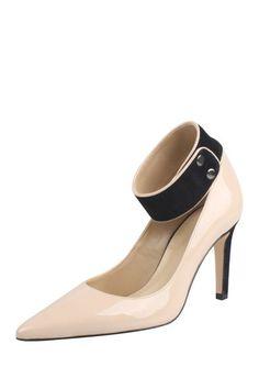 Marli Ankle Strap Pump by J. Renee on @HauteLook