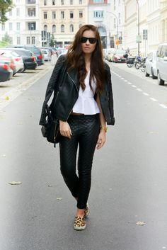 / Stylish! Monika Masina 's fashion blog