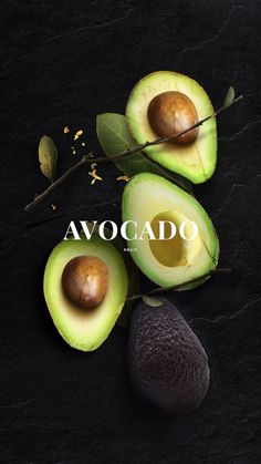 DAY AGUACATE 🥑 Avocado or alligator pear also refers to the fruit, botanically a large berry that contains a single seed. It is native to Mexico and Central America. Avocados are commercially valuable. Avocado Dessert, Avocado Food, Food Design, Design Art, Food Styling, Girly Wallpaper, Avocado Brownies, Fruit Photography, Vegetables Photography