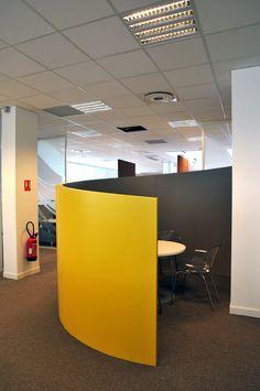 Schön Cocoon Idea Architectured By Cléram Office Design. #style #design #bureau  #architecture