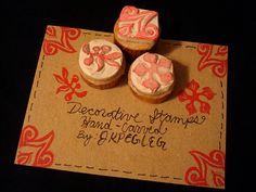 Decorative Stamp