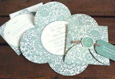 Las invitaciones de boda más originales para 2015: Tendencias impresas que te encantarán Image: 19