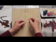 Part II of Kristine Buchanan's video tutorial on how to tie down cords and keep them taut.