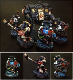 black templars space marine