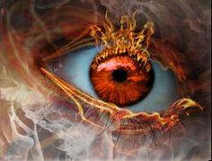 55 Ideas For Body Art Illusions Eyes Pretty Eyes, Cool Eyes, Disney Art Style, Art Nouveau Tattoo, Mystic Eye, Pop Art Makeup, Gothic Fantasy Art, Eyes Artwork, Art Prints For Home