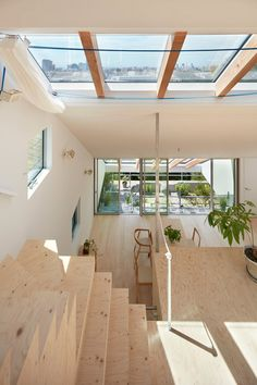 Hata Tomohiro Architect & Associates - Slope House in Kobe