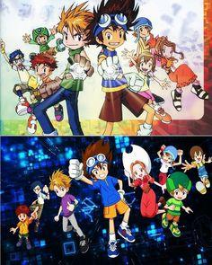 Digimon Frontier, Digimon Tamers, Digimon Digital Monsters, Digimon Adventure Tri, I Gen, Fan Art, Anime Meme, Manga, Super Mario