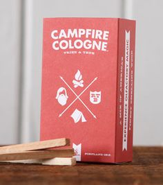 John || Stocking || Campfire Cologne