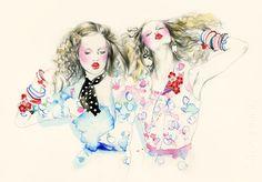 I LOVE ILLUSTRATION: Natalia Sanabria