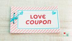 Kit enamorados, kit San Valentin, Love Coupon, regalo original boda, valentinesdays, Regalo San Valentín / Gift lovers