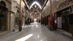 Dubai - Old Souk in